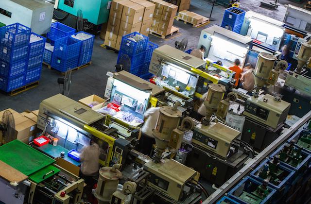 Fabricación industrial