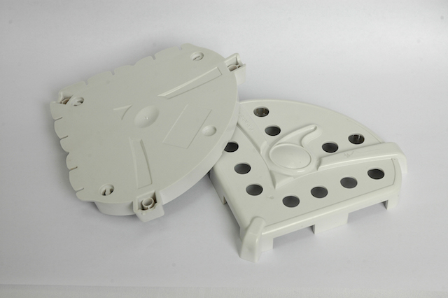 Prototipo de pieza plástica