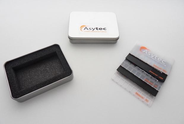 Kit Asytec de materias plásticas